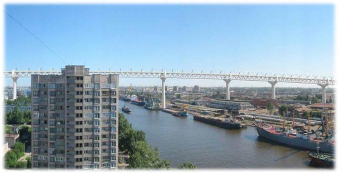 Мост ЗСД фото